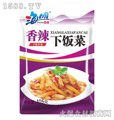 海明香辣下饭菜105g