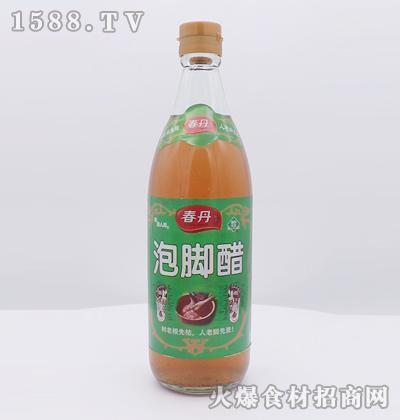 春丹泡脚醋550ml