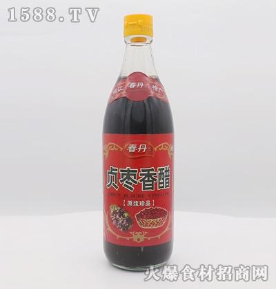 春丹贞枣香醋原浆珍品550ml