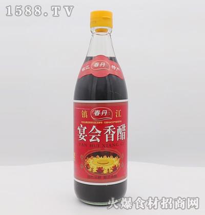春丹宴会香醋550ml