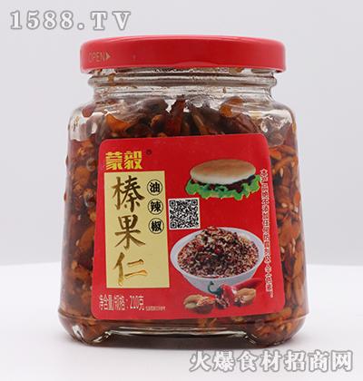 蒙毅-榛果仁油辣椒210g