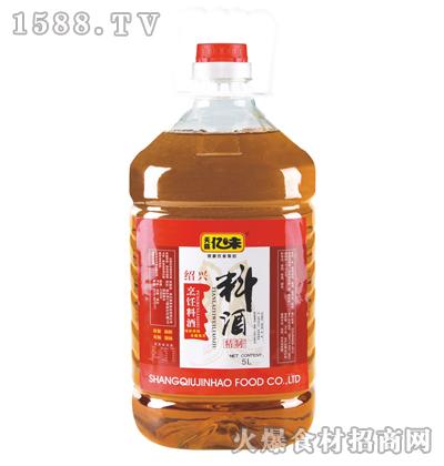 天籁亿味绍兴精制料酒5L