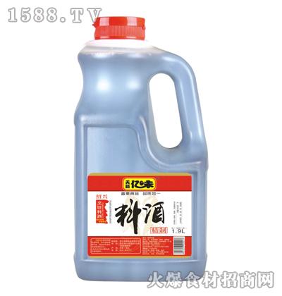 天籁亿味绍兴精制料酒1.9L
