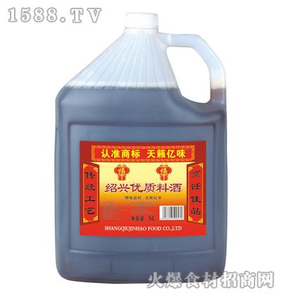 天籁亿味绍兴优质料酒5L
