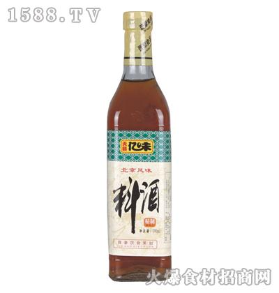 天籁亿味北京风味精制料酒500ml