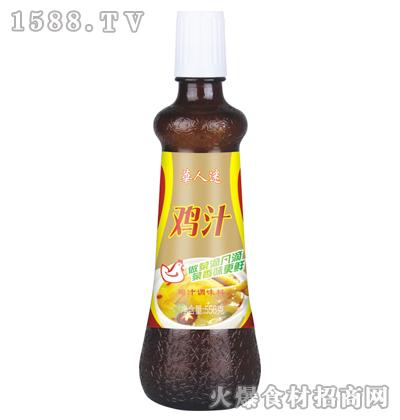 华人迷鸡汁调味料556克