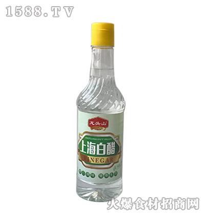 上海白醋500ml-龙头山(塑料瓶装)