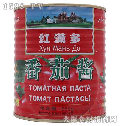 红满多番茄酱850g