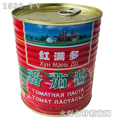 红满多番茄酱850g(罐装)