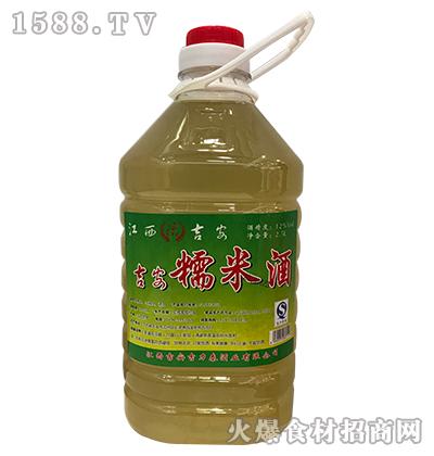 吉力泰吉安糯米酒2.5L