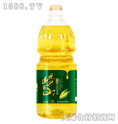 崂山压榨玉米胚芽油1.8L