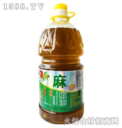 万兴隆-麻椒油2.5L(特麻酒店餐饮装)