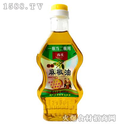 万兴隆-麻椒油400ml(一瓶当二瓶用)