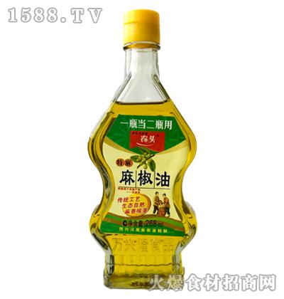 万兴隆-麻椒油268ml