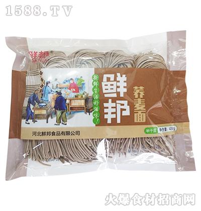 鲜邦-荞麦面400g