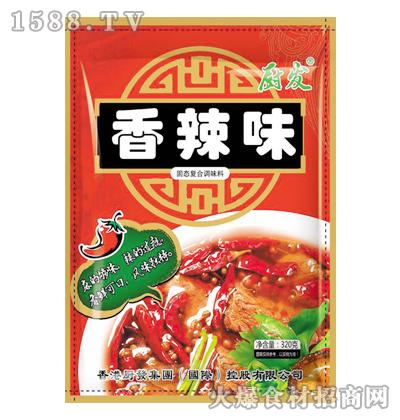 厨发香辣味调味料320克