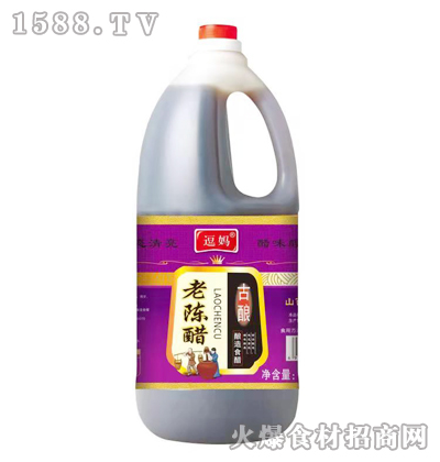 逗妈古酿老陈醋2.2L
