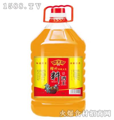 厨舞料酒王5L