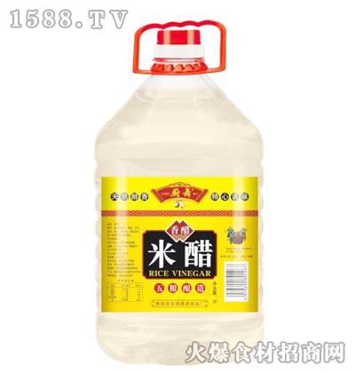 厨舞米醋(香醋)5L