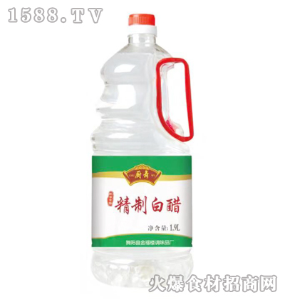 厨舞精制白醋1.9L