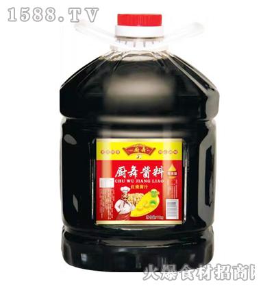 厨舞红烧酱汁(红亮型)11kg