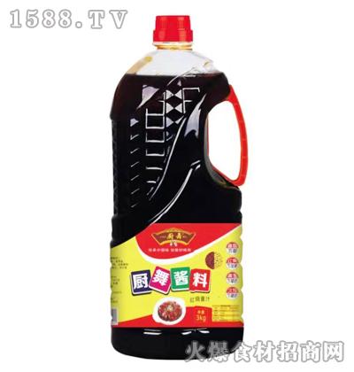 厨舞红烧酱汁3kg
