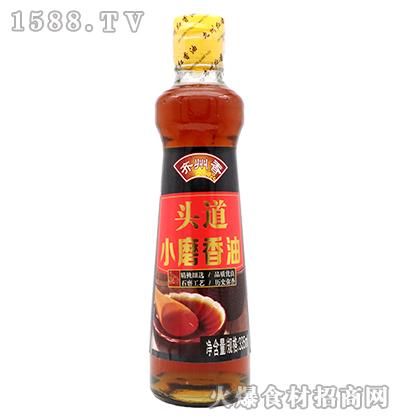 齐州香-头道小磨香油335ml
