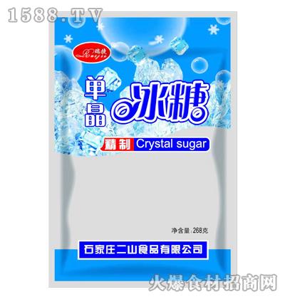 瑞捷单晶冰糖268克