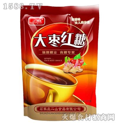 瑞捷大枣红糖300克
