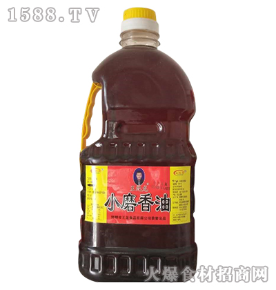 王纪龙小磨香油2.5L