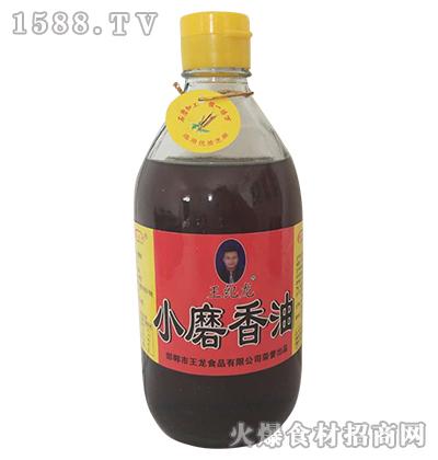 王纪龙小磨香油450ml