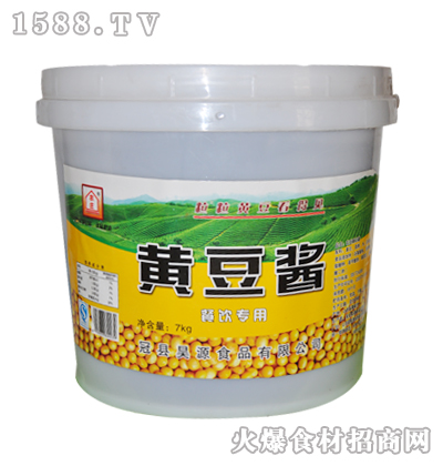 农庄黄豆酱(餐饮专用)7kg