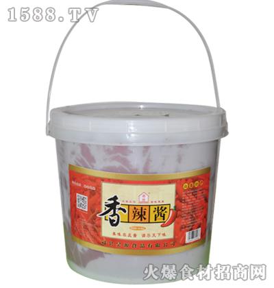 农庄香辣酱6.5kg