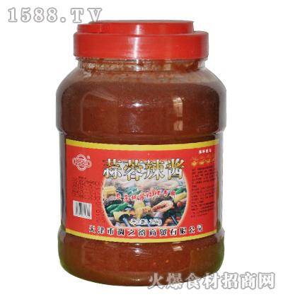 农庄蒜蓉辣酱2.5kg