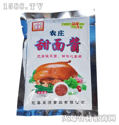 农庄甜面酱150g