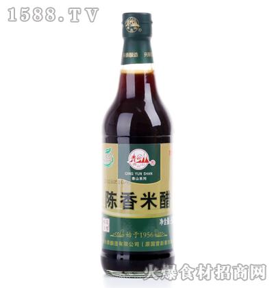 青云山陈香米醋500ml