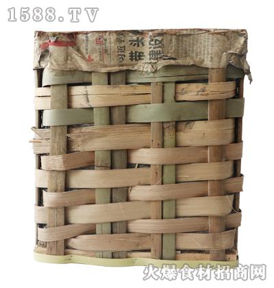 豪口福红油豆瓣竹筐