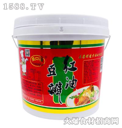 豪口福红油豆瓣(宾馆专用)