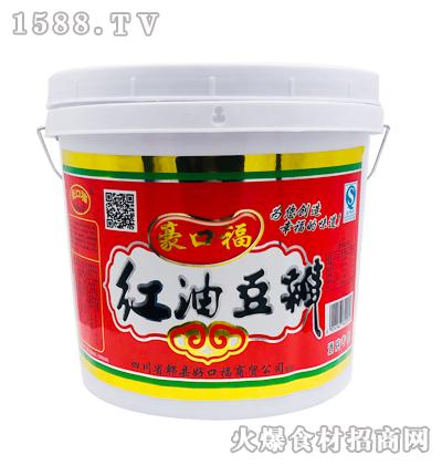 豪口福红油豆瓣(酒店专用)