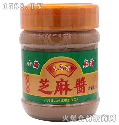 齐州香芝麻酱400g
