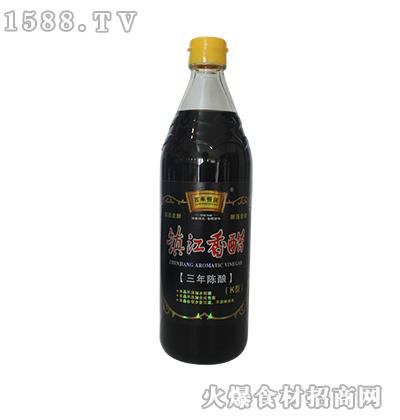 百年恒庆镇江香醋(K型)