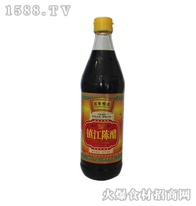 恒庆镇江陈醋(瓶装)