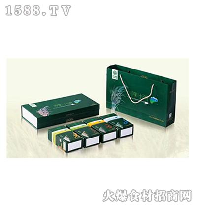 印象十三府绿色鲜稻米1kg*4礼盒