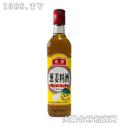 亮厨-葱姜料酒500ml