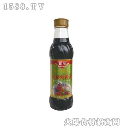 亮厨味极鲜500ml(灯笼瓶)