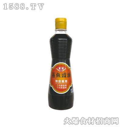 亮厨蒸鱼豉油500ml(主妇瓶)
