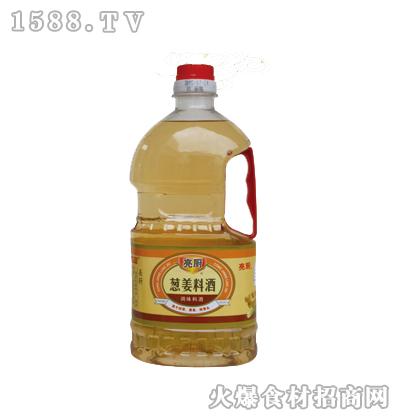 亮厨葱姜料酒800ml