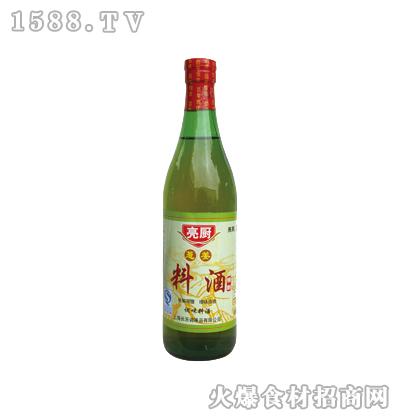 亮厨葱姜料酒500ml