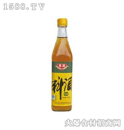 亮厨精制料酒500ml