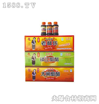 恒庆牌蟹醋100ml(PET瓶)